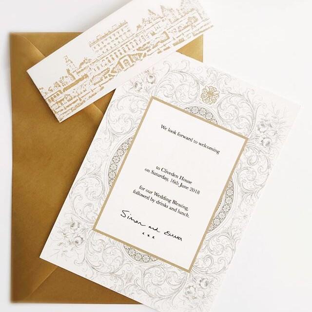 Rubeena Wedding Invitation